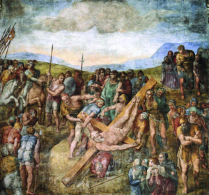 martyrdom-of-peter