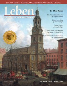 Leben, Vol. 13, Issue 1
