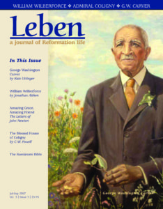 On the Cover: George Washington Carver, 1944, by Irving R. Bacon (1875-1962). From the Collections of The Henry Ford.